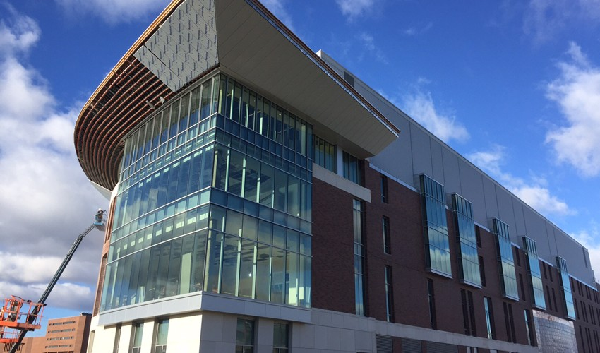 UMass Boston – University Hall